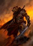 Wolven commander