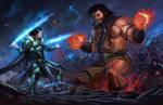 War of immortals