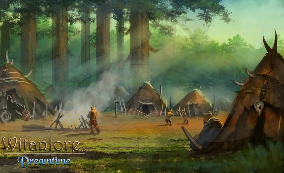 ursine village by dleoblack