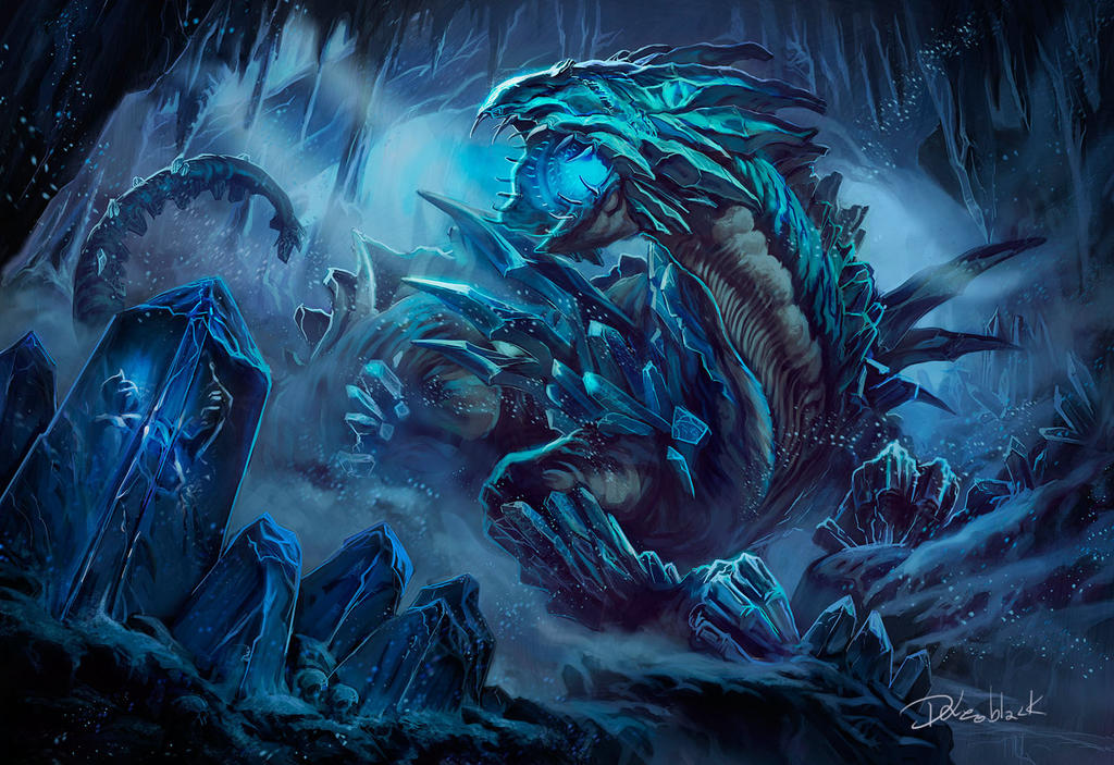 ice elemental dragons - photo #17