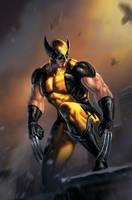 Wolverine by dleoblack