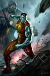 Colossus by dleoblack