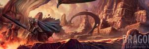 Dragons' lair banner