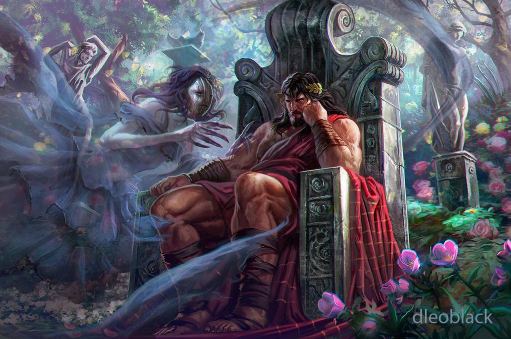 Dream whisperer by dleoblack