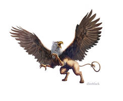 Griffin concept by dleoblack