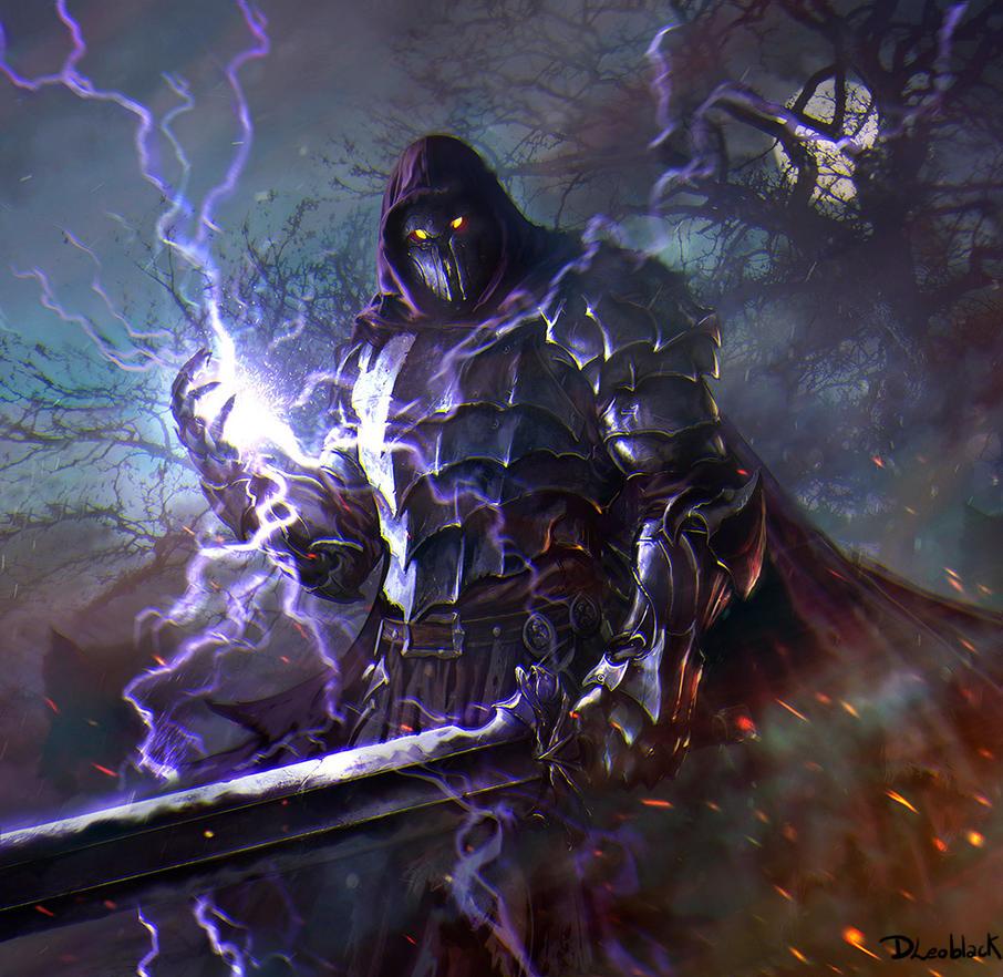 Revenger by dleoblack