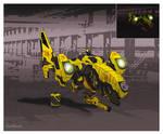 Tiger_ attack drone