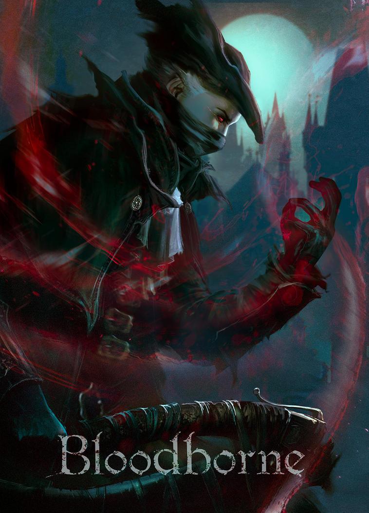 Bloodborne fan art by dleoblack