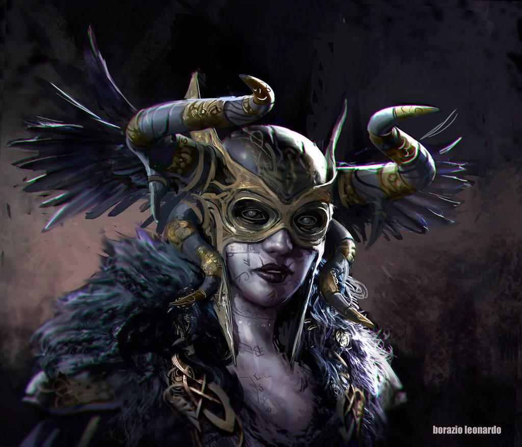 Morgana by dleoblack