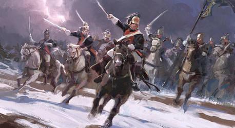 Dragoon Charge