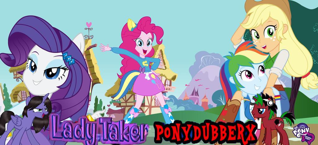 parodias del pony analista mis voces con el by LadyTakerFandub