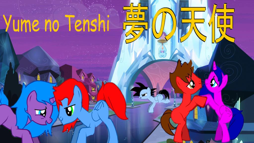 Yume No Tenshi Oc by LadyTakerFandub