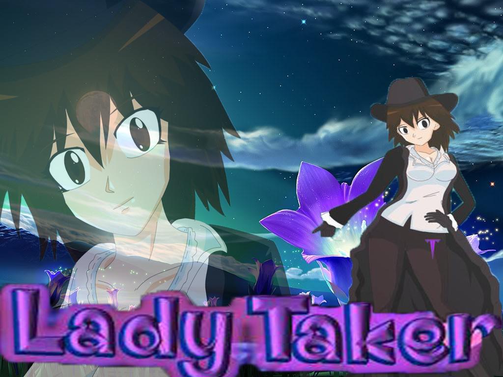 Andrea lady taker cosplay02 by LadyTakerFandub