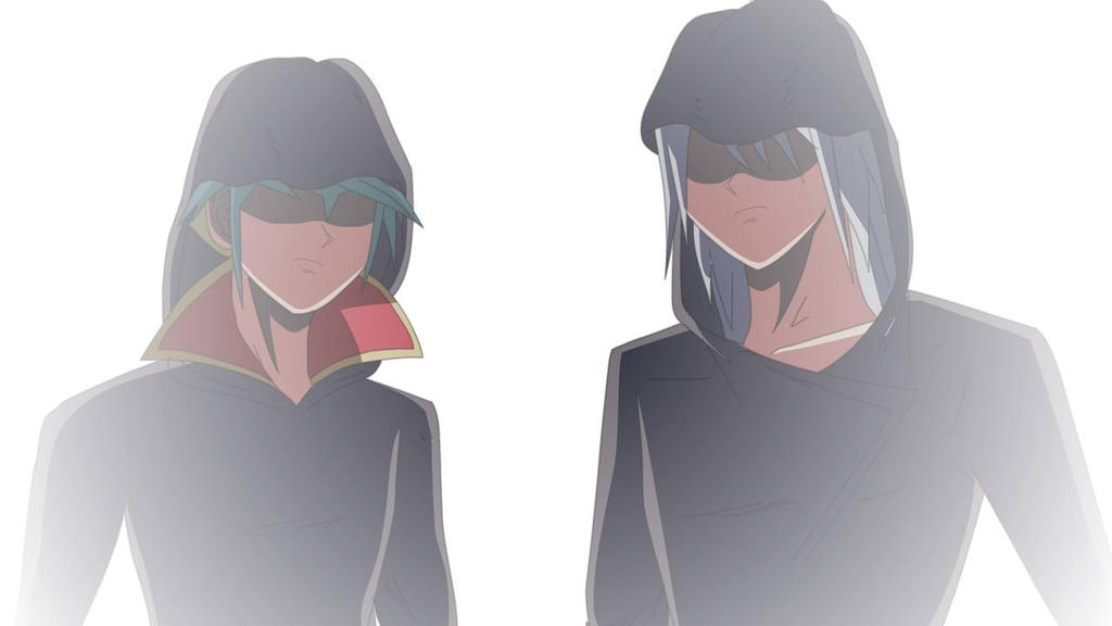 yume no tenshi C-3 villanos nuevos Chokiukai y Kai by LadyTakerFandub