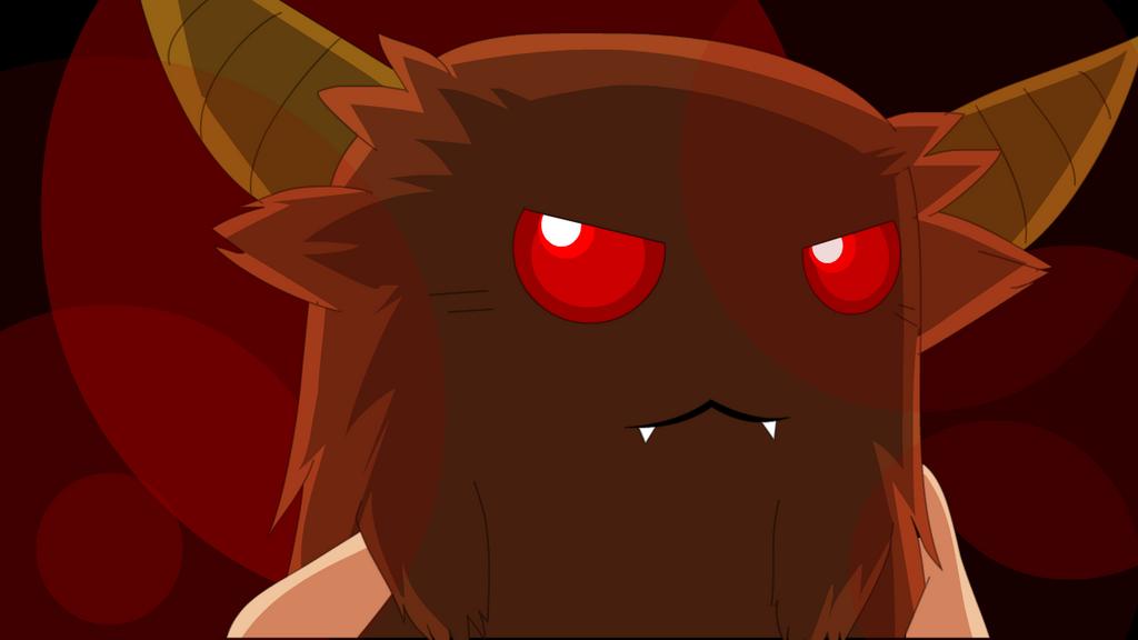 grumpy fyro by LadyTakerFandub