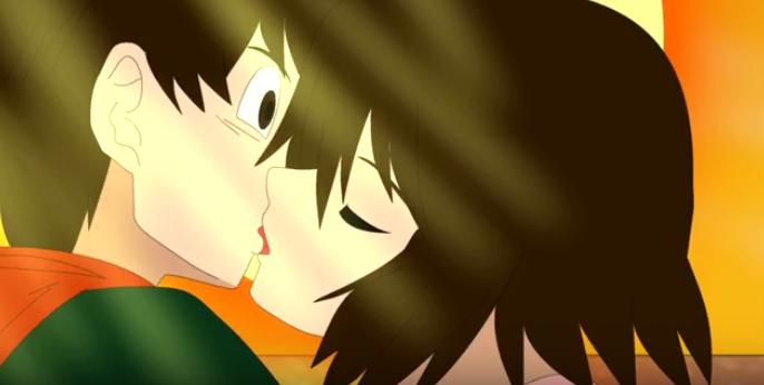 lady taker kiss tomy by LadyTakerFandub