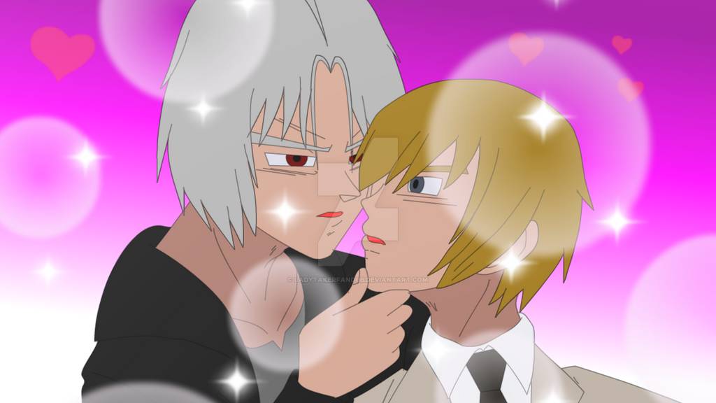 chokiukai lover yaoi by LadyTakerFandub