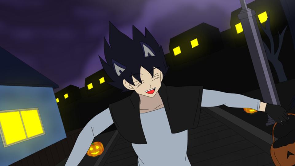 yume no tenshi halloween bito by LadyTakerFandub