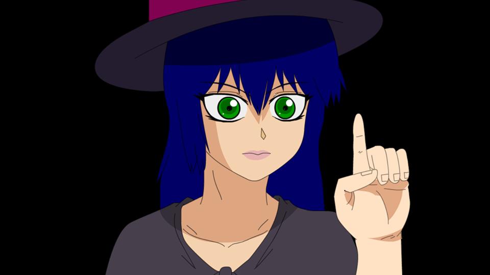 yume no tenshi halloween hari witch by LadyTakerFandub
