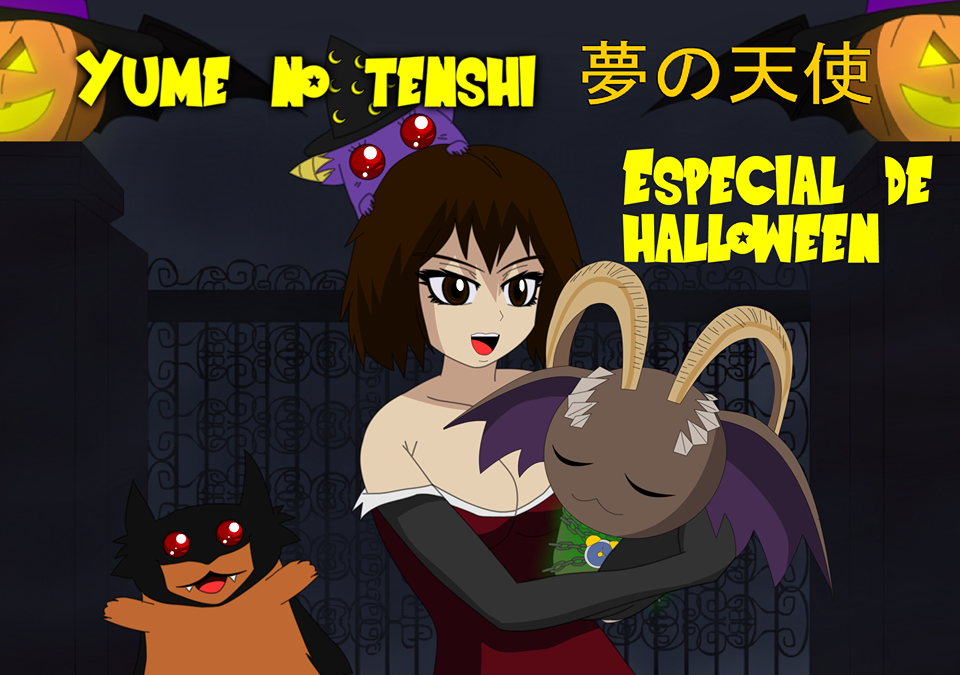 yume no tenshi special halloween by LadyTakerFandub