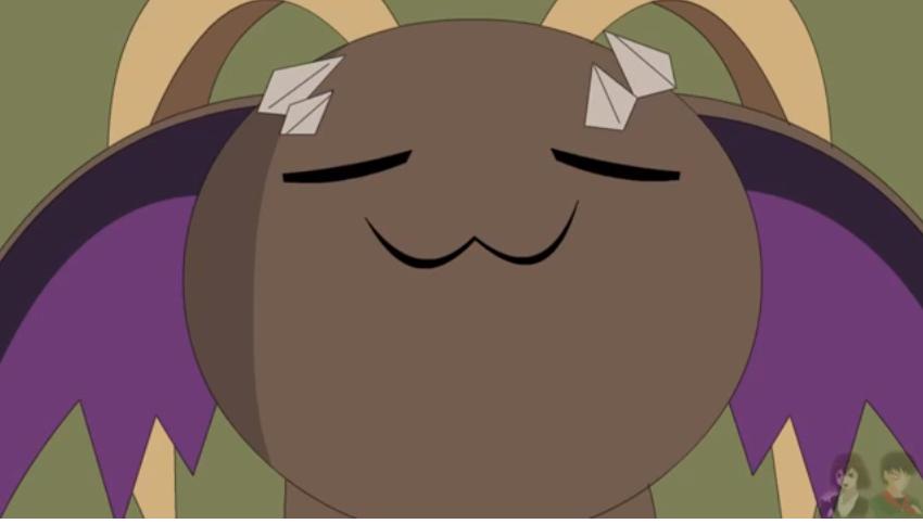 belphemon sleep mode yume no tenshi by LadyTakerFandub