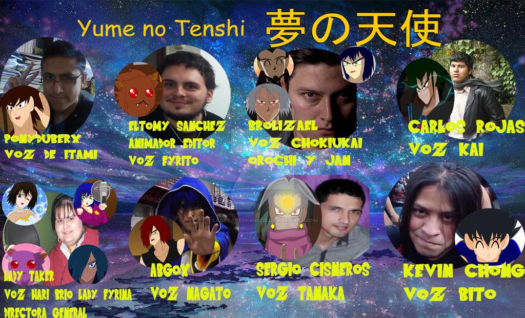 Poster de yume no tenshi by LadyTakerFandub