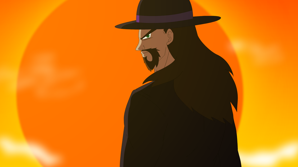 wwe undertaker by LadyTakerFandub