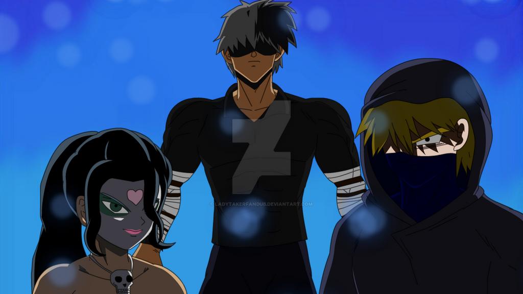 yume no tenshi villains by LadyTakerFandub