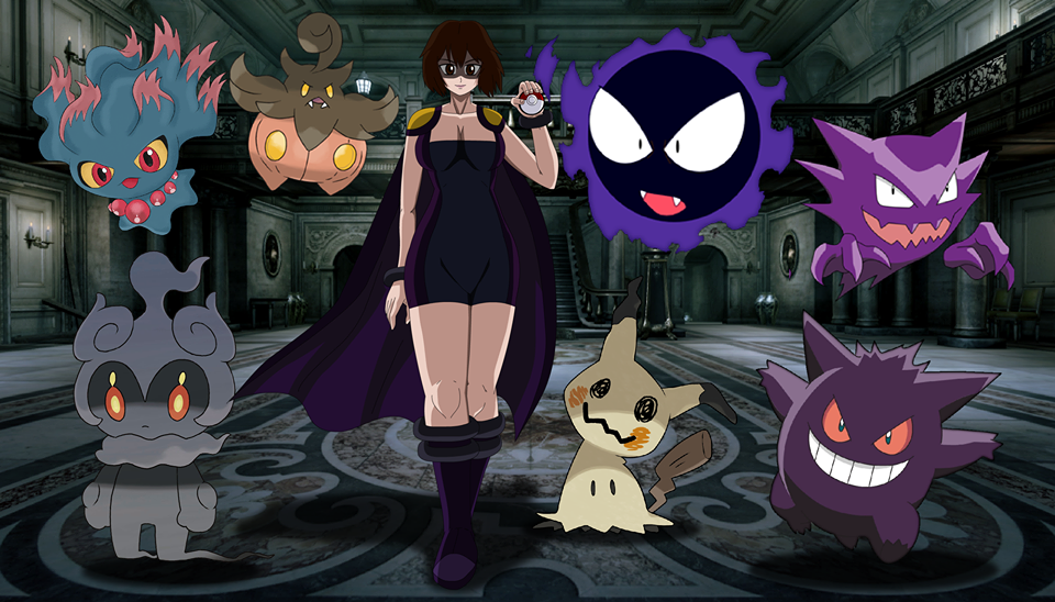 Pokemon Poster by LadyTakerFandub