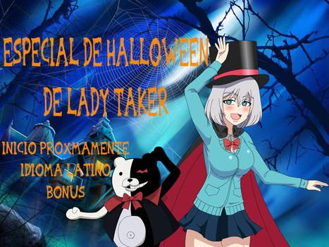 tejina senpai monokuma crossover halloween