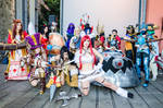 League Of Legends Cosplay Group by ChiaraTrancy
