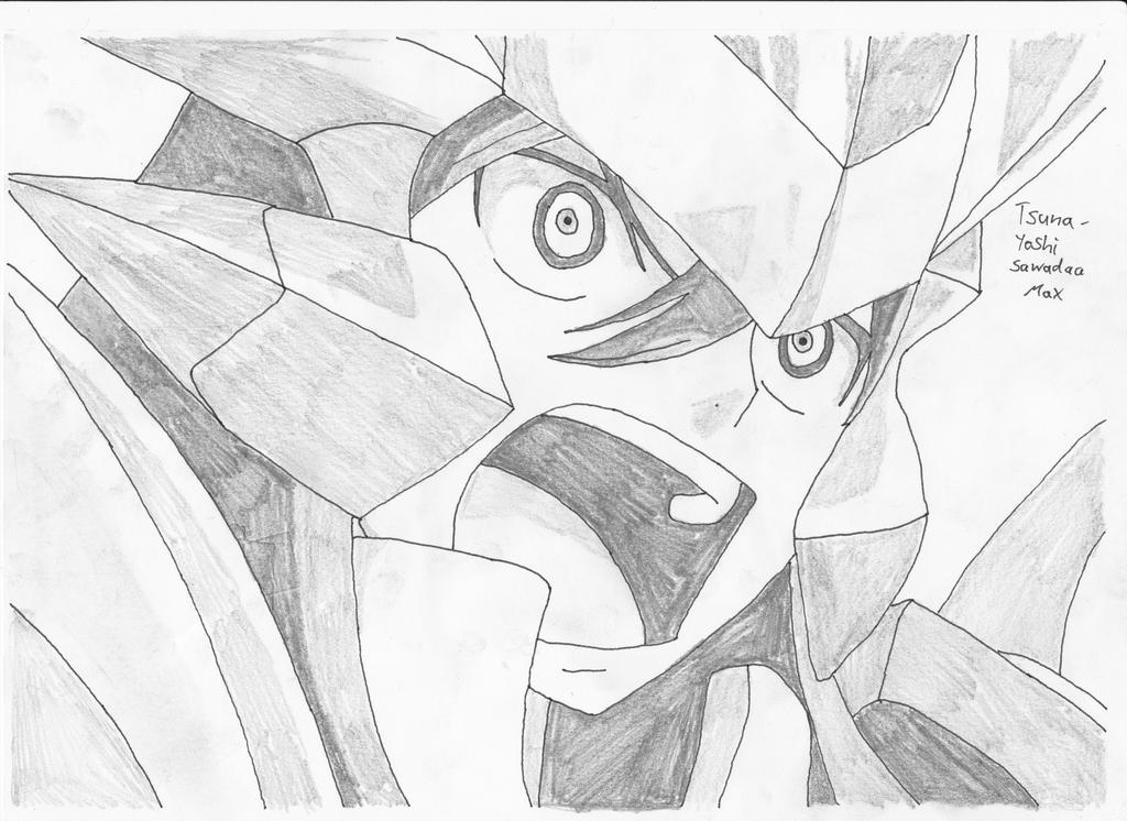 Fairy Tail  Erza Scarlet by Tsunayoshi-Sawadaa