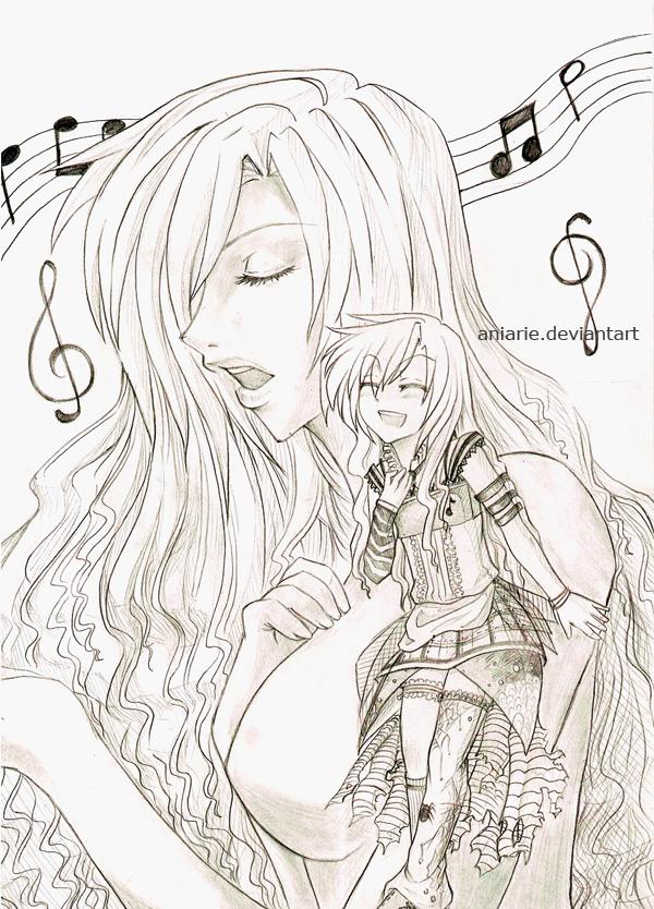 Princess of Sound by AniArie