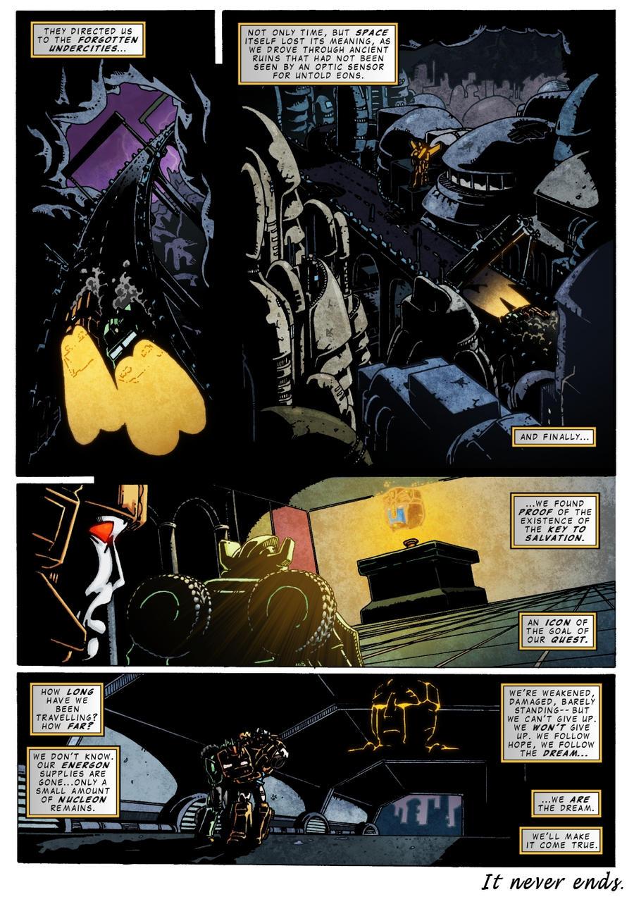 Transformers 78.5 Page 3 by TF81fromIDW