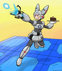 GLaDOS.exe by GreenMage