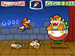 Paper Super Mario World