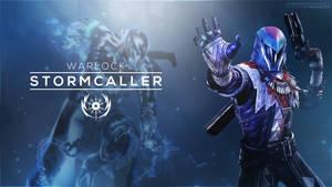 Destiny the Game - Stormcaller Phone Wallpaper