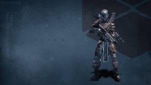 Destiny - Titan Wallpaper