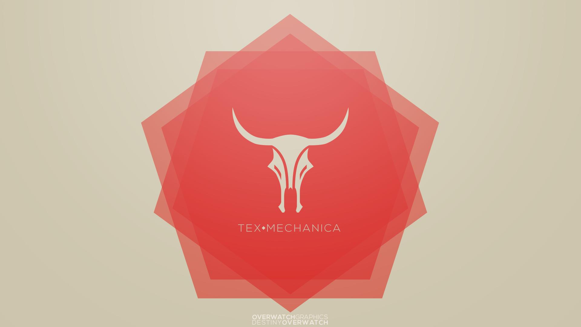 Destiny - Tex Mechanica Wallpaper (Flat/Clean) by OverwatchGraphics