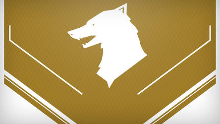 Hunter Cape Strength of the Pack Wallpaper by OverwatchGraphics