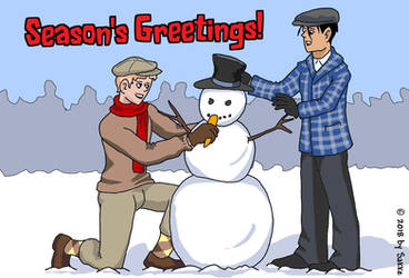 Season's Greetings! by SakkeM