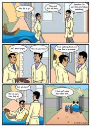 The Missing Model page 10 by SakkeM