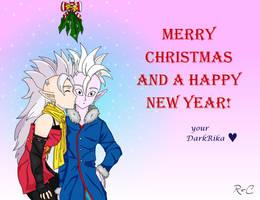 Merry Christmas 2008 by DarkRika