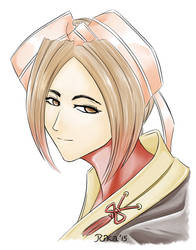 Sagiri Sketch by DarkRika