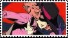 Haru Okumura Stamp by pawsu