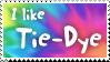 I like tie dye