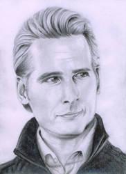 Dr. Carlisle Cullen by missmuffin90