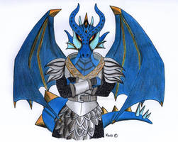 DRAGON - The Masked Singer Art
