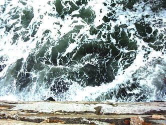 Above the ocean by DreaR