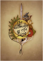 The Fellowship of the Ring by Eminina